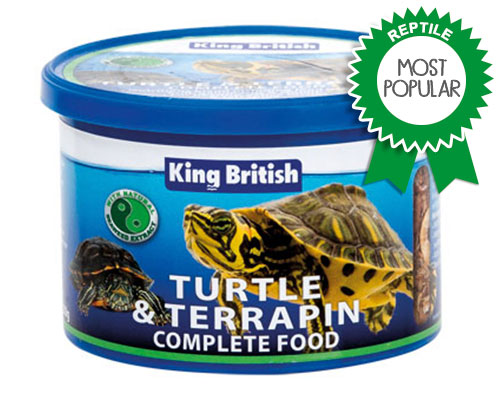 King British Turtle & Terrapin Complete Food